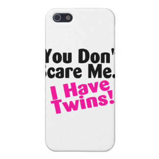 Funny Mom of Twins iPhone Case Case For The iPhone 5