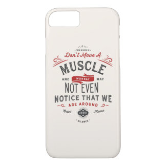 Funny Monday Morning Quote Case-Mate iPhone Case