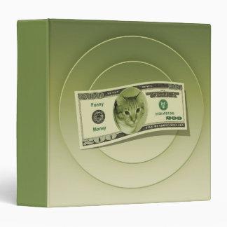 Funny Money Binders