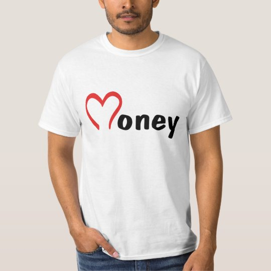Funny Money Value T-Shirt HQH