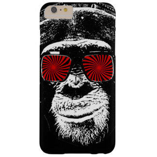Funny monkey barely there iPhone 6 plus case