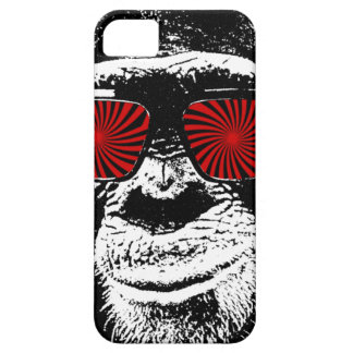 Funny monkey iPhone 5 cover