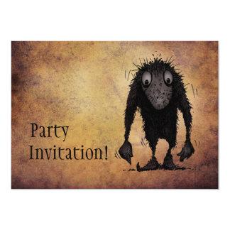 Funny Monster Troll Invites