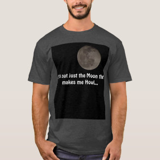 Funny Moon T-shirt