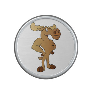 Funny moose speaker