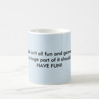 Funny motivational mug
