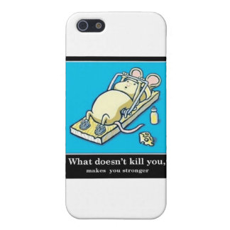Funny Mouse Product iPhone 5 Cover