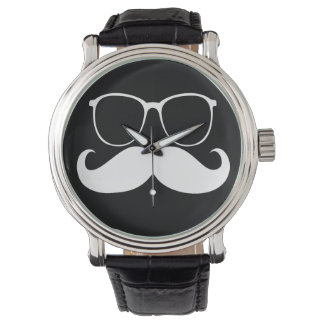 Funny Mustache 2 Watch