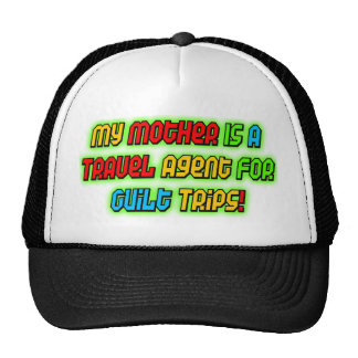 Funny My Mother T-shirts Gifts Mesh Hat