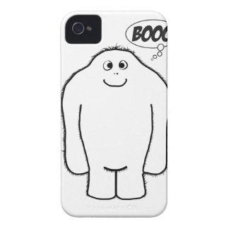 Funny nasty yeti Case-Mate iPhone 4 case