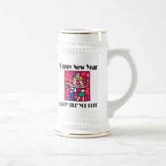 Funny New Year's Eve Mug