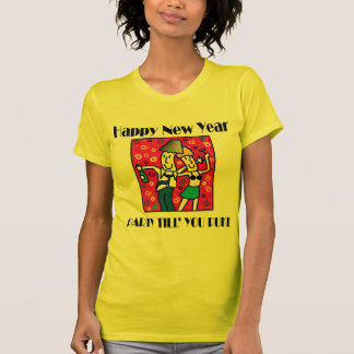 Funny New Year's Eve T-Shirt