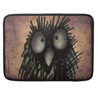 Funny Night Owl MacBook Pro Sleeve