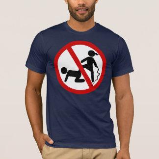 Funny NO Femdom ⚠ Thai Sign ⚠ T-Shirt
