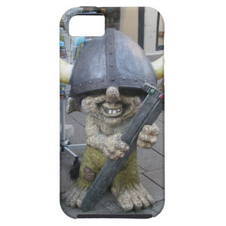 Funny Norwegian Warrior Troll iPhone 5 Case