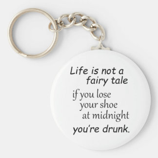 Funny novelty gifts joke quote hilarious slogan keychain