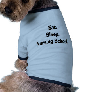 Funny Nursing Student Gifts Pet Tee