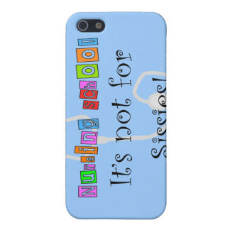 Funny Nursing Student Gifts iPhone 5 Cover