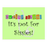 Funny Nursing Student Gifts Postcard
