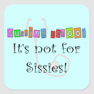 Funny Nursing Student Gifts Stickers
