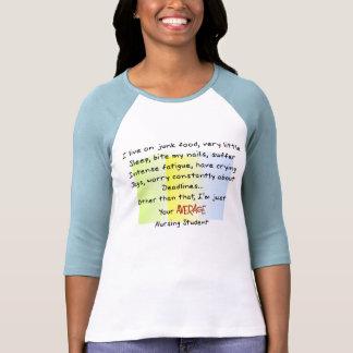 Funny Nursing Student Gifts Tee Shirts