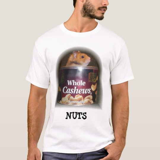 Funny Nuts T-shirt