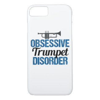 Funny Obsessive Trumpet Disorder Case-Mate iPhone Case