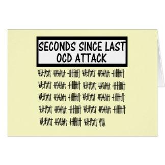 Funny OCD Card
