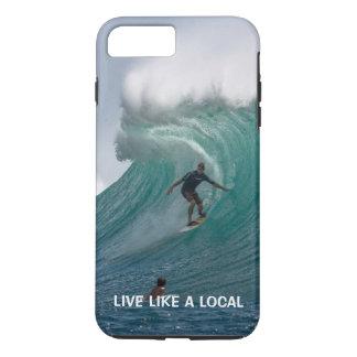 Funny Ocean Beach  Surfing iPhone 8 Plus/7 Plus Case