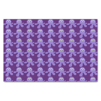 Funny Octopus tissue paper
