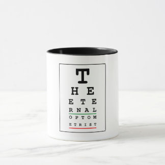 Funny Optician Mug