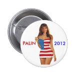 Funny Palin 2012 Button (Sexy Palin t shirt)