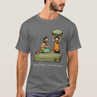Funny Pandemonium Caveman Anesthesiologist T-Shirt
