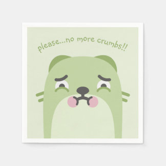 Funny Paper Napkins for Kids & Adults Birthdays