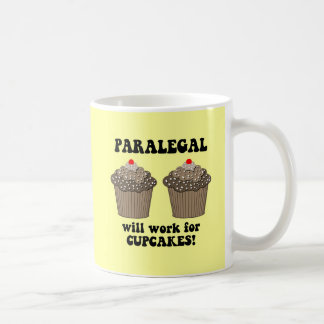 funny paralegal coffee mug