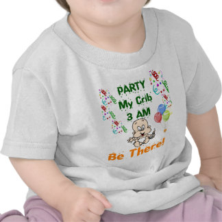 Funny Party Infant T-Shirt