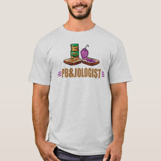 Funny Peanut Butter Jelly Sandwiches T-Shirt