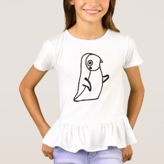 funny penguin children animals cartoon T-Shirt