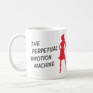 Funny Perpetual Emotion Machine Coffee Mug