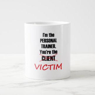Funny Personal Trainer Coffee Mug
