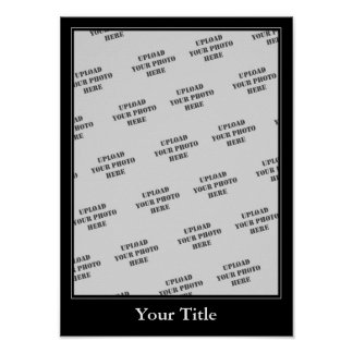 Funny Personalised Motivational Poster