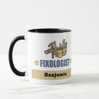 Funny Personalized Handyman Mug