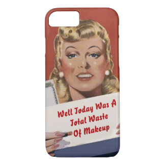 Funny personalized message Case-Mate iPhone case