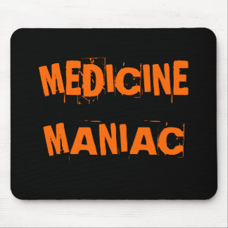 Funny Pharmacist Doctor GP Gift Medical Nickname Mouse Pad