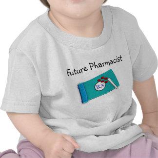 Funny Pharmacist's Kids T-Shirts Future Pharmacist