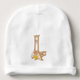 Funny photo boot baby beanie