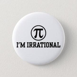 Funny Pi 2 Inch Round Button