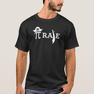 Funny Pi Rate T-Shirt
