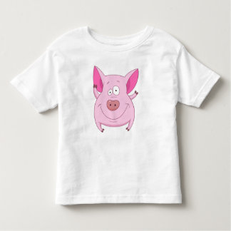 Funny Pig Toddler T-shirt