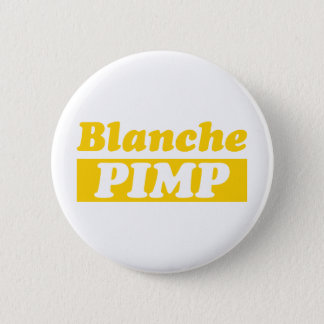 Funny Pimp Shirt 2 Inch Round Button